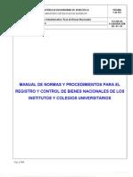 Manual Bienes Nacionales ICUS