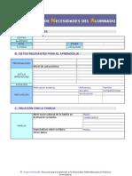 Plan Especifico de Apoyo Educativo-Orden-3