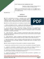Decreto nº 7892 de 23-1-2013 - SRP - Registro de Preços