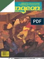 Dungeon Magazine #004