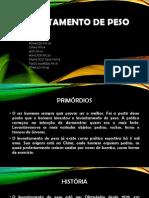 LEVANTAMENTO DE PESO.pptx