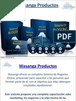 Productos Wasanga