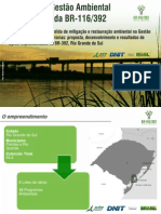 Manejo de Flora como medida de mitigação e manejo ambiental