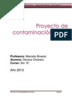 Proyecto de Contaminacion Visual - Debora Ontivero -EMEI