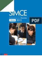 Orientaciones Para Docentes II Medio 2012