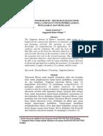 Taksonomi Bloom – Revisi Ranah Kognitif Kerangka Landasan untuk Pembelajaran, Pengajaran, & Penilaian