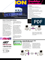 97-P Brochure(Dual Station Interface for PS/2 mouse and keybaord)
