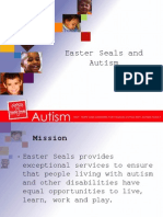 Easter Seals and Autism
