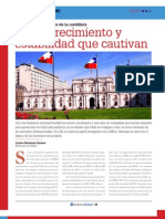 ARGENTINA JULIO 2012 Chile Crecimiento Estabilidad Cautivan