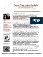 JPM May 2013 Newsletter
