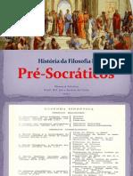 Pré-socráticos 2013