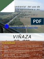 Residuos VINHACA - APLICACAO 2006
