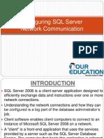 Configuring SQL Server 2005