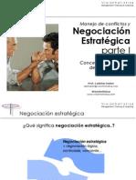 Conferencia Negociacion Estrategica Parte i Conceptos y Principios 1231136118593438 2