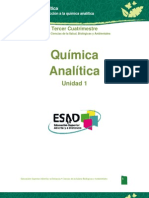 Unidad 1. Introduccion a La Quimica Analitica[1]