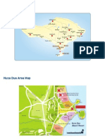 9th ICAAP Bali Area + Pick-Up & Drop-Off Zone Map