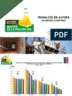 Presentacion Trabajos Altura 2013
