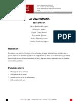 ARTÍCULO del Trabajo de Formacion Vocal y Auditiva - BeNuSaNeRa