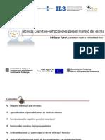 TECNICAS COGNITIVAS DE MANEJO DE STRESS.ppt