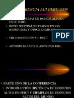 24 Hotel Westin Edificio Mas Alto Peru - Antonio Blanco
