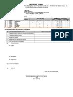 Informe de Sistematización de ASPIS