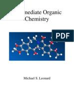 Intermediate Organic Chemistry