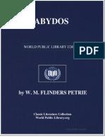 Petrie Abydos 2