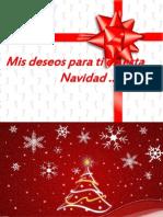 feliz navidad y prospero 2013.pps