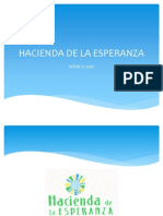 Hacienda de La Esperanza