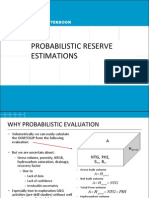 Day 2 Pm - Probabilistic Evaluations