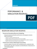Day 4 Pm - Simulations & Reserve Management