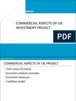 Day 5 Am - Commercial Aspects of Oil Project