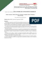 Tema 2 Algoritmos de Control de Congestion en Redes IP