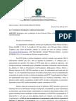 Oficio Secretarias Fornecimento Bio Oficio Circular Cgceaf 13 2013