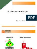 Acidente Césio 137 Goiânia