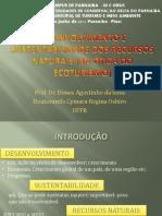 Desenvolvimento e Sustentabilidade dos Recursos Naturais na Ótica