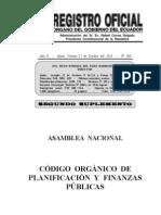 C�digo de Planificaci�n y Finanzas P�blicas.pdf