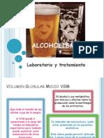 TX y DX de Alcoholismo