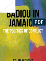 Badiou in Jamaica (Wright)