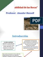 La Deformabilidad de Las Rocas