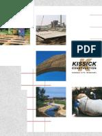 Kissick Brochure 2009