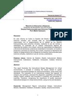 INFORME DE GESTIÓN DISEÑO INSTRUCCIONAL_LTF