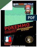 PokeMMO Instruction Manual