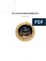 El Autoconocimiento (Pedro S. Tavacca)