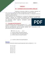 unidad II (Determinantes y sistemas) para blog.doc