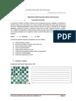 Principios del medio juego (2° Parte-Sinopsis)