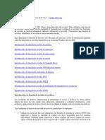 Configuracion-Funciones de Servidor