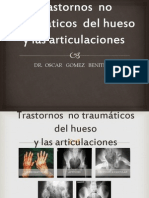 lesioneas articuares no traumticas