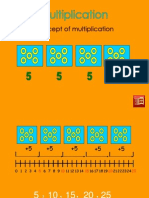 Concept Multiplication (5x)
