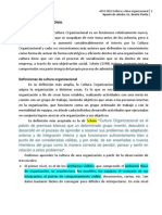 Cultura y Clima Organizacional Apunte de Catedra (1)